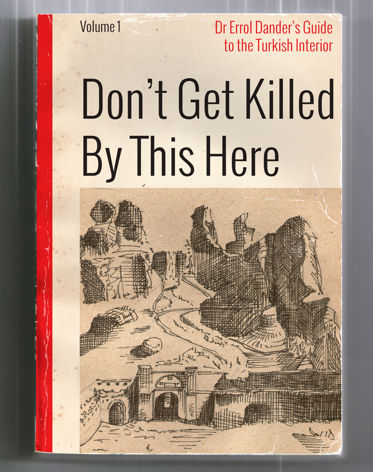 Travel Guide by Dr Dander, courtesy of World War 2 and a Half
