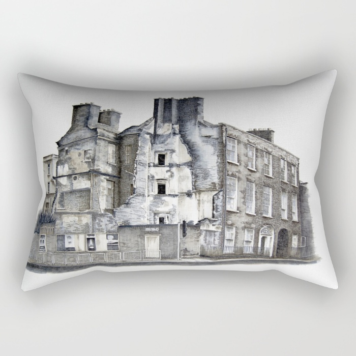 Cork Street Derelict - 2016 - Society6 Product